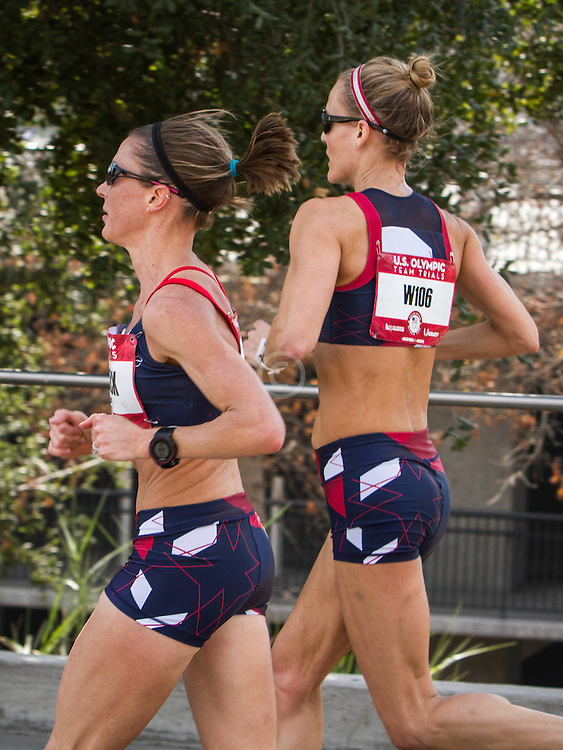 USA Olympic Team Trials Marathon 2016, Oiselle, Drobeck, Fullove