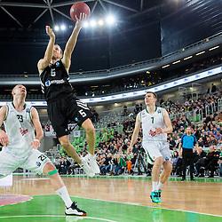 20141119: SLO, Basketball - EuroCup 2014/15, KK Union Olimpija Ljubljana vs BC Beşiktaş Istanbul