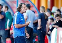 Fotball<br /> Albania v Qatar<br /> Foto: Gepa/Digitalsport<br /> NORWAY ONLY<br /> <br /> HARTBERG,AUSTRIA,29.MAY.16 - SOCCER - UEFA European Championship 2016 in France, preview, international match, Albania vs Qatar, friendly match. Image shows head coach Jose Carreno (QAT).