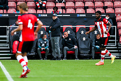 Southampton manager Ralph Hasenhuttl during a friendly match before the Premier League and Championship resume after the Covid-19 mid-season disruption - Rogan/JMP - 12/06/2020 - FOOTBALL - St Mary's Stadium, England - Southampton v Bristol City - Friendly.