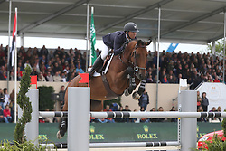 Farrington Kent, (USA), Gazelle<br /> Grand Prix Rolex<br /> Brussel Stephex Masters 2015<br /> © Hippo Foto - Counet Julien<br /> 6-09-2015