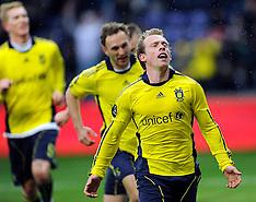 20120401 Brøndby - OB, Superliga fodbold