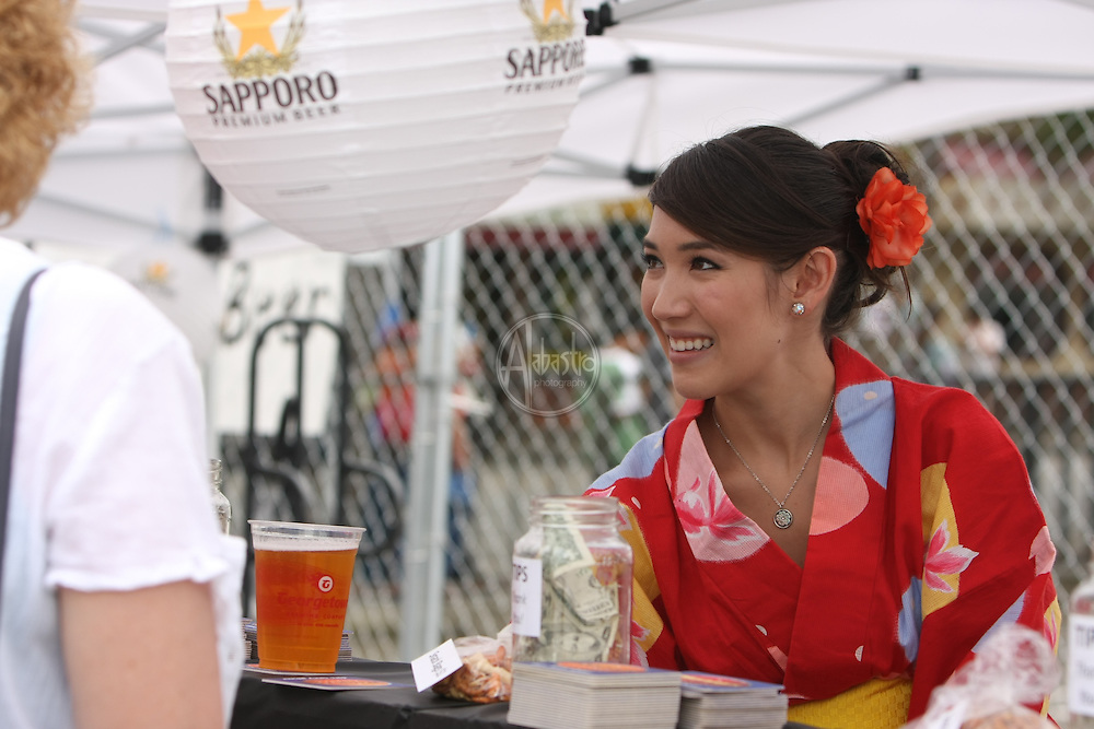 Seattle's Chinatown-ID Dragon Fest 2012.