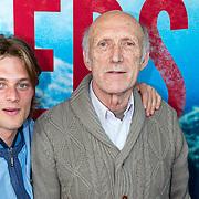NLD/Amsterdam/20170522 - Premiere film Broers, Jonas Smulders en Rufus