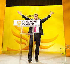 MAR 09 2014 Liberal Democrats Spring conference