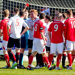 Brechin City v Dunfermline | Scottish League One | 18 April 2015