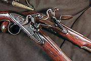 Lewis Alley (Dublin, Ire.) flintlock dueling pistols, ca. 1776