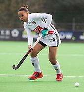 BILTHOVEN - hoofdklasse competitie dames, SCHC-Amsterdam.  Leiah Brigitha (A'dam)   COPYRIGHT KOEN SUYK
