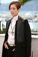 Actress Sammi Cheng at the 'Blind Detective' photocall at the Cannes Film Festival Monday 20th May 2013