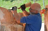 Simposio Scultura leder legno 2018