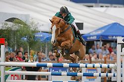 Verlooy Jos (BEL) - Flash Bounce<br /> CSI Grobbendonk 2009<br /> Photo © Dirk Caremans