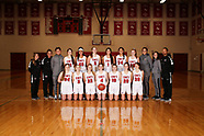 2018-19 King's High School Girls Basketball.