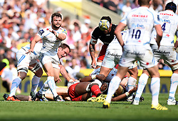 Exeter Chiefs replacement Dave Lewis  - Mandatory by-line: Joe Meredith/JMP - 28/05/2016 - RUGBY - Twickenham - London, England - Saracens v Exeter Chiefs - Aviva Premiership Final