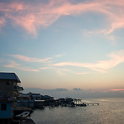 Jewel Cay, Utila, Honduras.  May 2009.  (Photo/William Byrne Drumm)