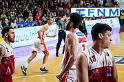 Iannuzzi Antonio<br /> Openjobmetis Varese - A X Armani Exchange Milano<br /> Openjobmetis Varese - <br /> Basket Serie A LBA 2018/2019<br /> Varese 03 January 2017<br /> Foto Mattia Ozbot / Ciamillo-Castoria