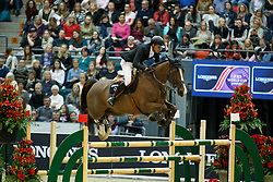 Duguet Romain, (FRA), Quorida de Treho<br /> Longines FEI World Cup Final 2 - Goteborg 2016<br /> © Hippo Foto - Dirk Caremans<br /> 26/03/16