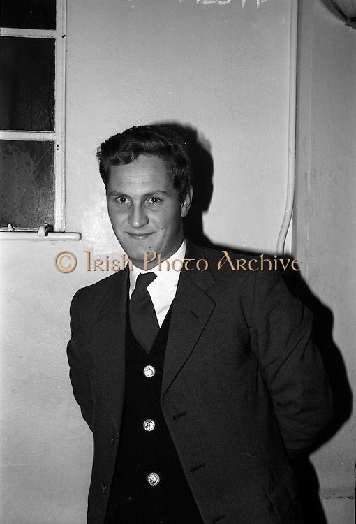 12/11/1964<br /> 11/12/1964<br /> 12 November 1964<br /> <br /> Gentelman at the Mervill Dairy Producers Annual Dinner