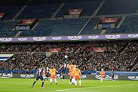 Action - 28.03.2015 - Paris Saint Germain / Glasgow City FC - 1/2 Finale retour Champions League<br /> Photo : Andre Ferreira / Icon Sport