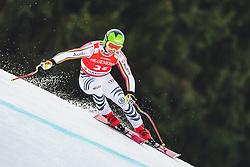 31.01.2020, Kandahar, Garmisch, GER, FIS Weltcup Ski Alpin, Abfahrt, Herren, 2. Training, im Bild Andreas Sander (GER) // Andreas Sander of Germany in action during his 2.nd trainings run of men's Downhill of FIS ski alpine world cup at the Kandahar in Garmisch, Germany on 2020/01/31. EXPA Pictures © 2020, PhotoCredit: EXPA/ Johann Groder