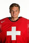 31.07.2013; Wetzikon; Eishockey - Portrait Nationalmannschaft; Lukas Flueeler (Valeriano Di Domenico/freshfocus)