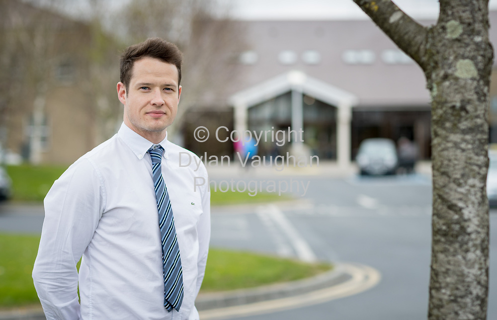 13-4-17<br /> <br /> Dr Matthew Lee pictured at Waterford University Hospital.<br /> Picture Dylan Vaughan.