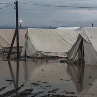 13 Nea Kavala Refugee Camp