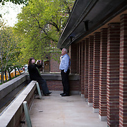 The National Park Service announced the Robie House, the 1910 masterpiece by architect Frank Lloyd Wright built in his classic Prairie Style, has been submitted to UNESCO for World Heritage nomination. Wright built the house for Frederick C. Robie on the campus of the University of Chicago in the neighborhood of Hyde Park in Chicago.<br /> Photography by Jose More