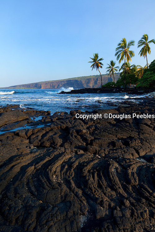 Keei Beach, Kealakekua, Island of Hawaii, Hawaii