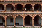 SPAIN, CASTILE, SALAMANCA University; Fonseca College