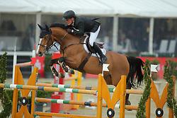 Lemmer, Oliver, Liberty Spon 2<br /> Hagen - Horses and Dreams 2013<br /> Grosse Tour<br /> © www.sportfotos-lafrentz.de/Stefan Lafrentz