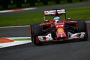 September 4-7, 2014 : Italian Formula One Grand Prix - Fernando Alonso (SPA), Ferrari