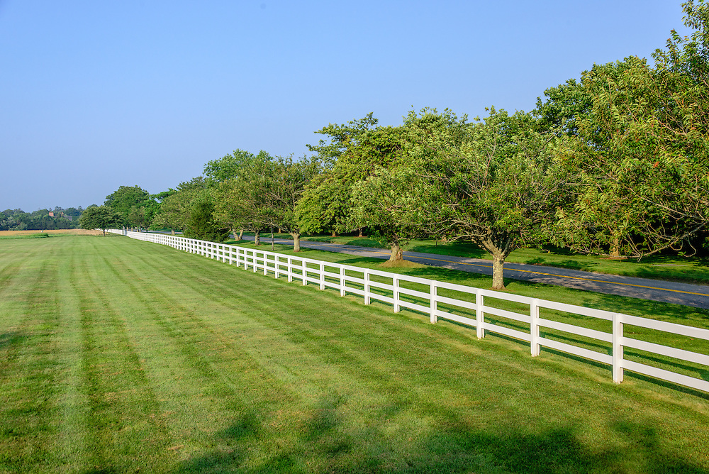 Fence, Further Lane, East Hampton, NY Long Island