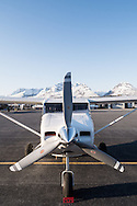 Mahindra Airvan at the Valdez fly-in & Air Show in Valdez, Alaska. May 10 and 11, 2014. Photos by Scott Dickerson.