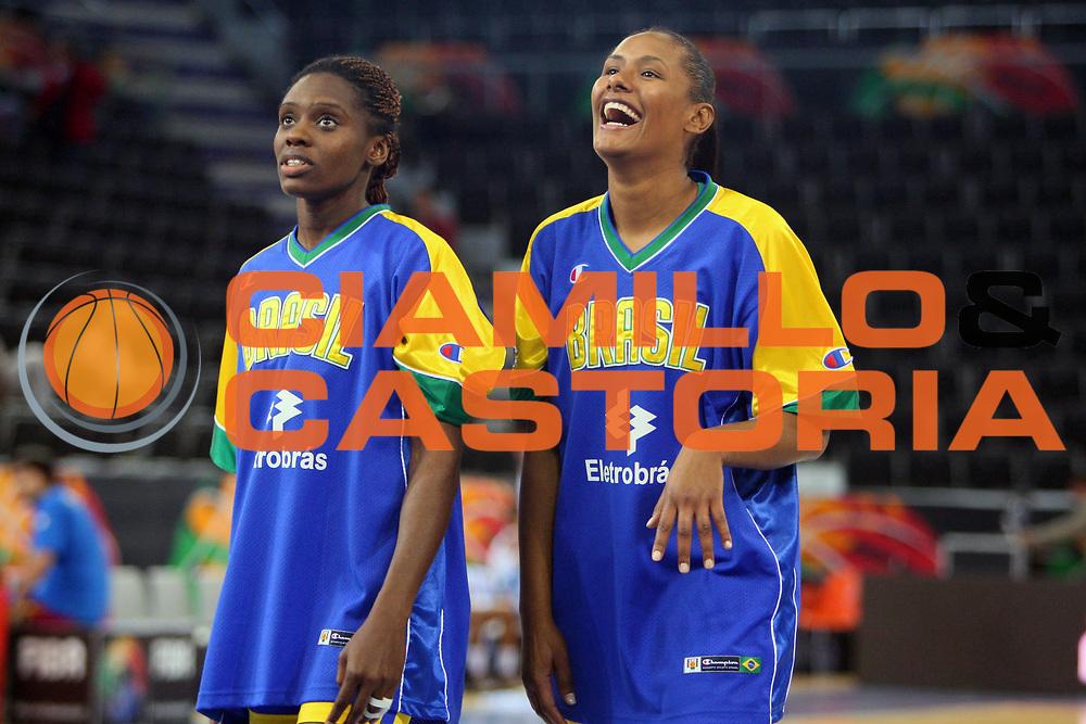 DESCRIZIONE : Madrid 2008 Fiba Olympic Qualifying Tournament For Women Fiji Brazil <br /> GIOCATORE : Champion <br /> SQUADRA : Brazil Brasile <br /> EVENTO : 2008 Fiba Olympic Qualifying Tournament For Women <br /> GARA : Fiji Brazil Brasile <br /> DATA : 10/06/2008 <br /> CATEGORIA : Ritratto <br /> SPORT : Pallacanestro <br /> AUTORE : Agenzia Ciamillo-Castoria/S.Silvestri <br /> Galleria : 2008 Fiba Olympic Qualifying Tournament For Women <br /> Fotonotizia : Madrid 2008 Fiba Olympic Qualifying Tournament For Women Fiji Brazil <br /> Predefinita :