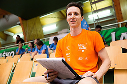 in action during Team events at Day 4 of 15th Slovenia Open - Thermana Lasko 2018 Table Tennis for the Disabled, on May 12, 2018, in Dvorana Tri Lilije, Lasko, Slovenia. Photo by Vid Ponikvar / Sportida