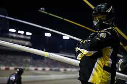 September 22, 2018 - Richmond, Virginia, United States of America - A crew member for Matt Kenseth (6) works on pit road during the Federated Auto Parts 400 at Richmond Raceway in Richmond, Virginia. (Credit Image: © Chris Owens Asp Inc/ASP via ZUMA Wire)