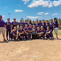 05-02-15 Berryville Girls Softball vs. Gravette (Championship Game)