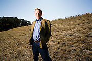 Patrick Lencioni, President of The Table Group.  Photographed by Brian Smale in Lafayette, CA for Fortune Magazine. 2008-10