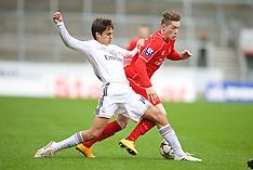 141022 Liverpool U19 v Real Madrid U19
