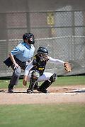 Rowan Univeristy Softball at Rutgers University - Camden in Camden, NJ on Thursday April 14, 2011. (photo / Mat Boyle)