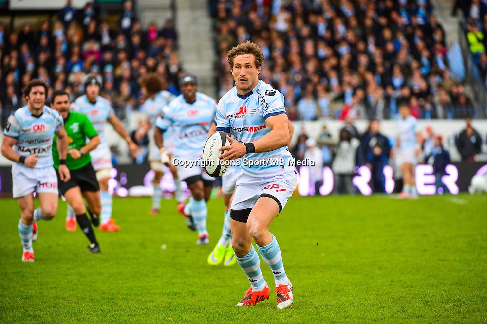 Johannes GOOSEN  - 11.04.2015 - Racing Metro / Montpellier  - 22eme journee de Top 14 <br />Photo : Dave Winter / Icon Sport