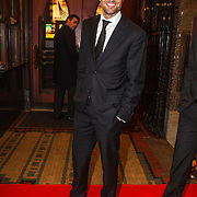 NLD/Amsterdam/20141216 - Filmpremiere You're Not You, Bas Muijs
