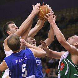 20090314: Basketball - NLB Liga, KK Union Olimpija vs KK Zadar