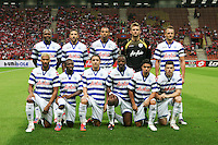 Football - QPR Team photo before the friendly match against Kelantan Select XI during the QPR Asian Tour 2012 at the Shah Alam Stadium, Selangor, Malaysia