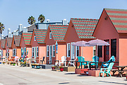 Robert's Beachfront Cottages Oceanside California