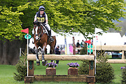 Harriet Mitchell on Brilliant during the International Horse Trials at Chatsworth, Bakewell, United Kingdom on 12 May 2018. Picture by George Franks.