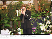 James Ogilvy. Chelsea Flower Show. London. 18 May 1998. Film 98299f37<br />