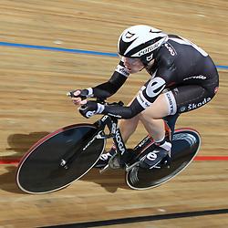 Kirsten Wild reed de snelste tijd in de kwalificatie