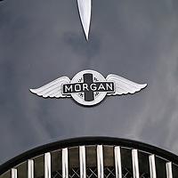Morgan Badge, British Autojumble Waalwijk, Netherlands, on 30 June 2013