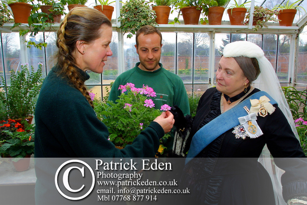 English Heritage, Queen Victoria, Green House, Kitchen garden, People, Isle of Wight, Osborne House, England, UK Photographs of the Isle of Wight by photographer Patrick Eden photography photograph canvas canvases